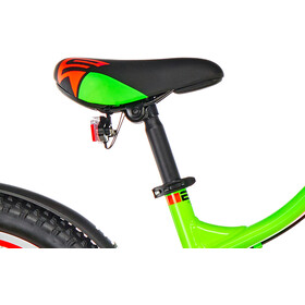 s'cool troX urban 20 3-S alloy Kinder neon green